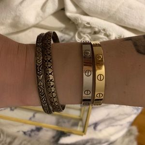 Jewelry - Vintage-style Bangles